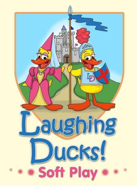 Laughing Ducks Logo
