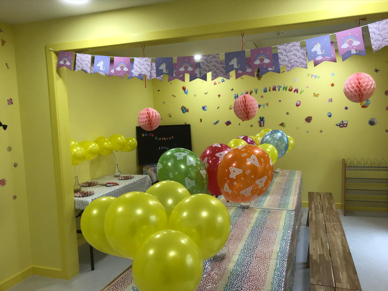 Laughing Ducks Soft Play Party Venue